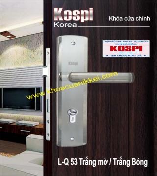 KHÓA TAY GẠT KOSPI L-Q53